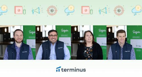 Customer Interview: Terminus Takes ABM Program to Next Level with Sigstr