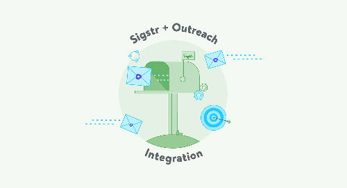 Integration Overview: Sigstr + Outreach
