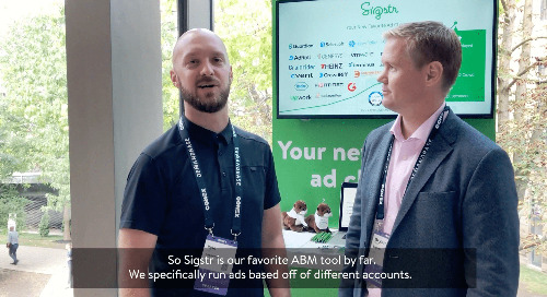 Sigstr Customer Interview: Kyle Lacy from Lessonly