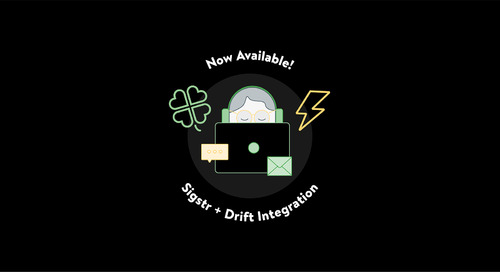 Integration Overview: Sigstr + Drift