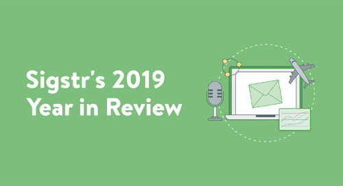 Sigstr's 2019 Year in Review
