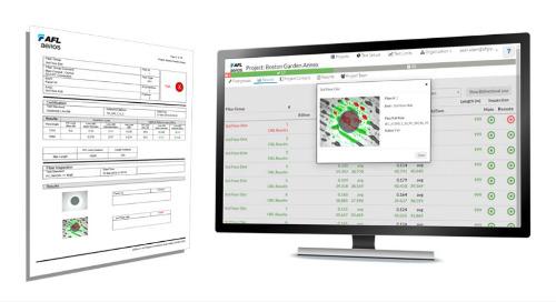 Network Testing Workflow Management Solution