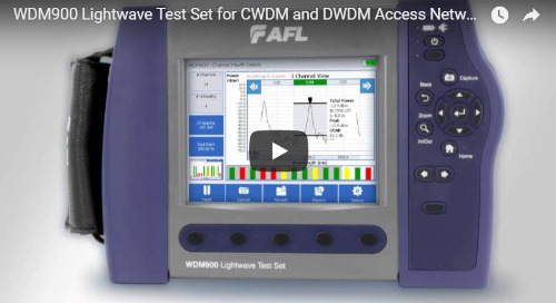 WDM's Bright Future for FTTx Deployments