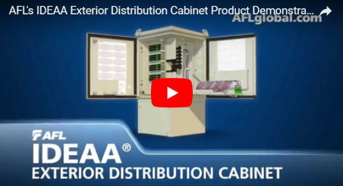 Video: IDEAA Exterior Distribution Cabinet Product Demo