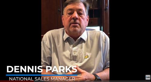 Video: AFL's Dennis Parks Talks SCTE Products