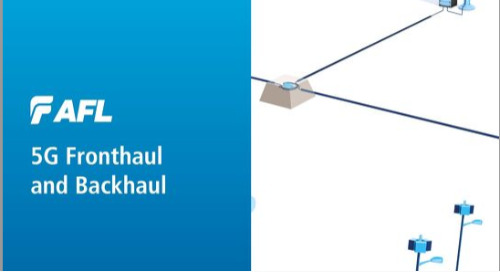 5G Fronthaul Backhaul Brochure