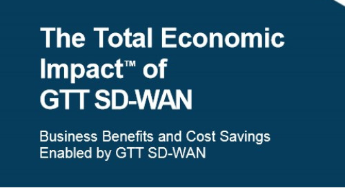 Forrester Total Economic Impact of SD-WAN Webinar