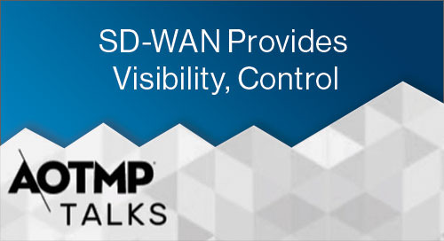 What's the Big Deal About SD-WAN?