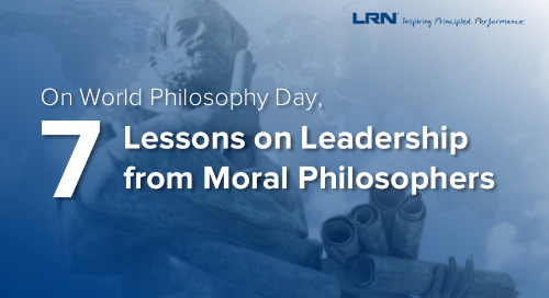 On World Philosophy Day, 7 Lessons on Leadership from Moral Philosophers