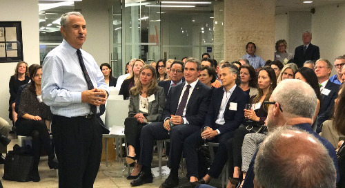 Thank You for Being Late – An LRN Event Featuring Tom Friedman