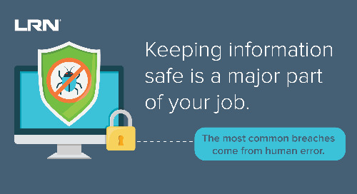 This Cyber Security Awareness Month, Remind Employees to Safeguard Company and Personal Data