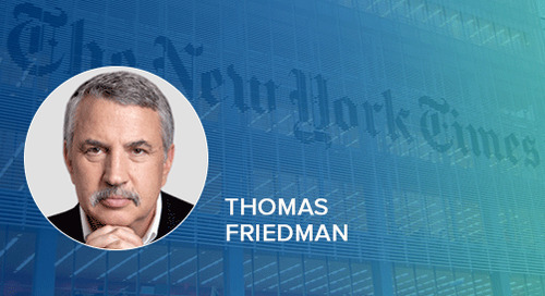 #HOW Matters Livecast Replay: A Conversation with Tom Friedman