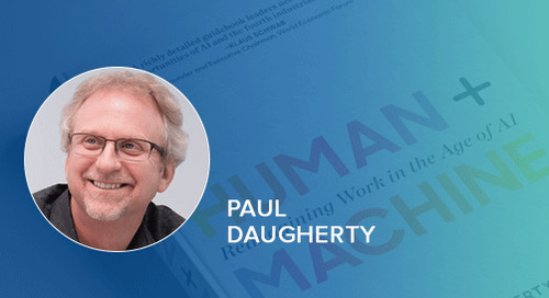 #HOW Matters, Paul Daugherty