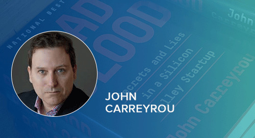 #HOW Matters, John Carreyrou