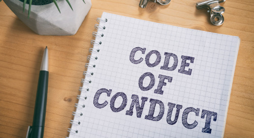 Your Code of Conduct Looks Great, but What Does It Do?