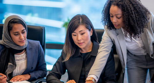 Driving Diversity and Inclusion Throughout the Leadership Team