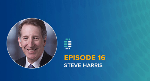 Lights, Action, Compliance! Steve Harris Brings a Passion for Performance to Ethics and Compliance