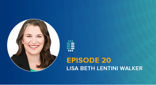 Taking Care of Business: Lisa Beth Lentini Walker Becomes a Champion of Well-Being and Mindfulness