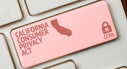 California Offers Updates to New Privacy Law
