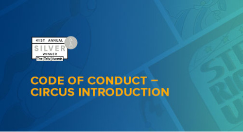 Code of Conduct - Circus Introduction