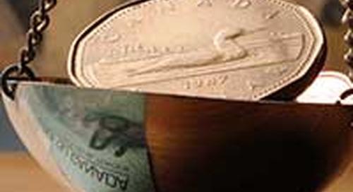 Banque du Canada : des probabilités de hausse des taux qui réduisent à vue d'œil
