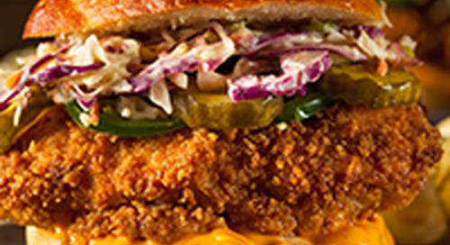 Oubliez les guerres économiques : l'heure est aux guerres de sandwichs au poulet!
