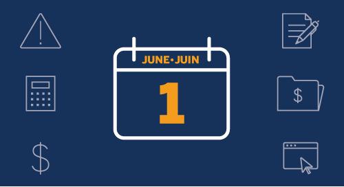 Date limite de production des déclarations de revenus le 1er juin : ce que vous devez savoir