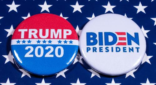 Vos placements et les conjectures électorales aux États-Unis