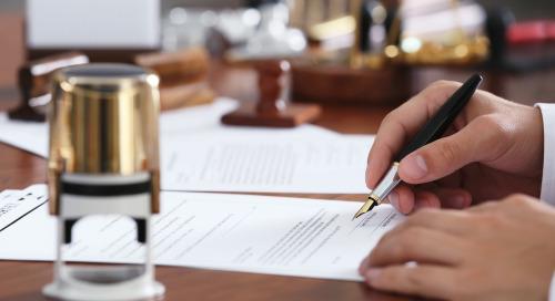 Liste de vérification des tâches du liquidateur