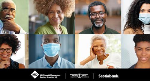 La Banque Scotia, MD et l'AMC annoncent un financement d'un million de dollars pour appuyer l'Association des médecins noirs de l'Ontario
