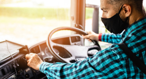 Looking After Your Drivers: Mental Health and Wellbeing