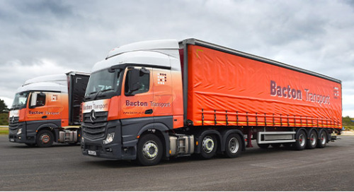 Bacton Transport - Case Study