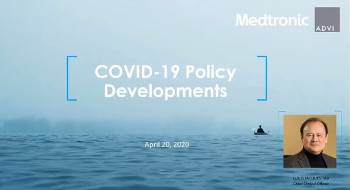 Webinar: COVID-19 Policy Developments