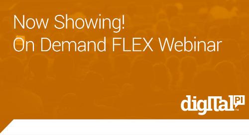 FLEX - Modular Asset Framework for Landing Pages