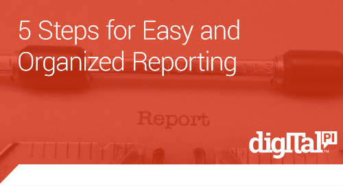 Reporting: Can't Do It, Can't Get Out of It – Try These Tips!