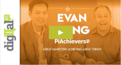Evan Liang - Ping Pong Champion is our latest PiAchiever