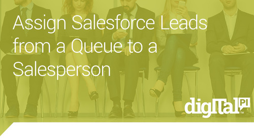Re-Assign Salesforce Leads from a Queue to a Salesperson