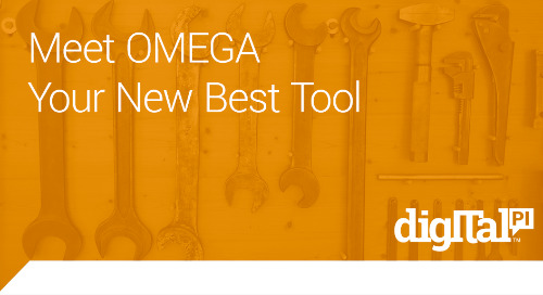 Meet OMEGA - Your New Best Tool