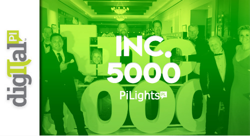 Digital Pi Goes to San Antonio for Inc. 5000!