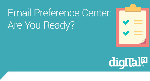 Comment on Email Preference Center: Is Your Business Ready for One? by 6 Reasons Why You Need a Mailing and Data Governance Policy - RevEngi