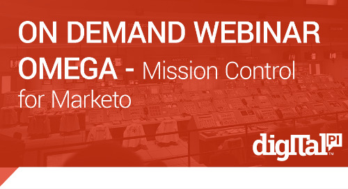 OMEGA - Mission Control for Marketo