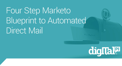 Four Step Marketo Blueprint to Automated Direct Mail