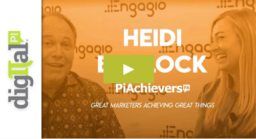 Heidi Bullock is All About that MarTech!