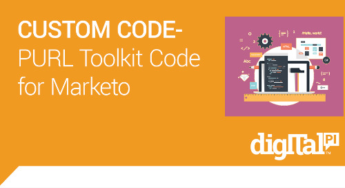 PURL Toolkit Code for Marketo