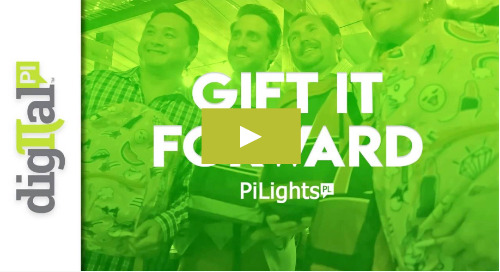 PiLights - Gift it Forward