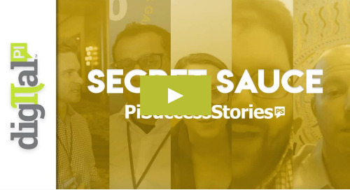 Customer Success Story - Secret Sauce