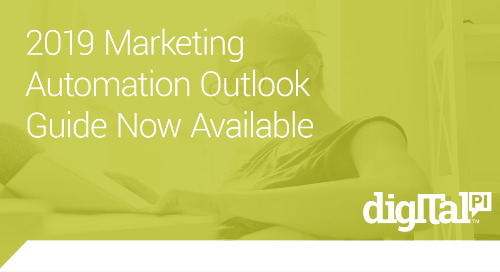 2019 Marketing Automation Outlook Guide Now Available