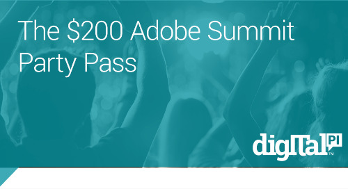 The $200 Adobe Summit Pass - What is it?