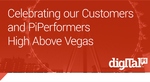 Our Customers and PiPerformers Know How to Party!