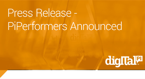 PRESS RELEASE_ Digital Pi Announces PiPerformers at Adobe Summit 2019